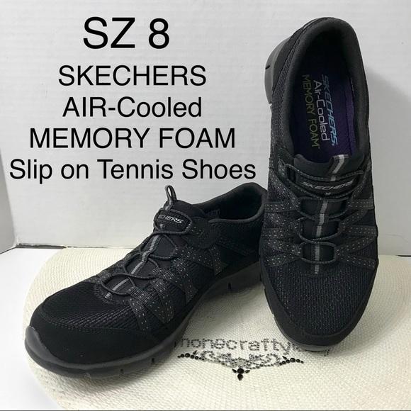 Sz 8 Skechers 22823 Gratis Strolling